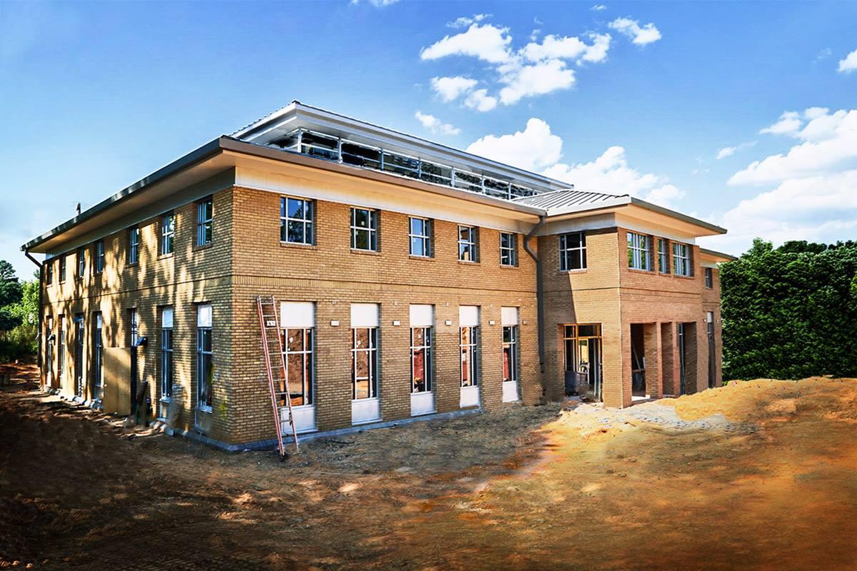 Inter-Faith Council's Community House Construction