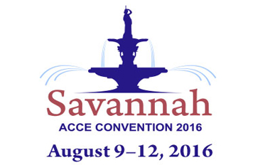 Savannah ACCE Convention 2016