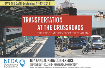 Transportation At The Crossroads 60th Annual NEDA Conference