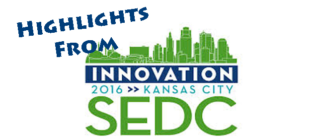 Highlights from Innovation 2016 Kansas City SEDC