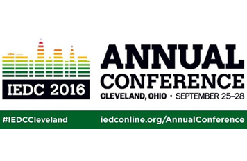 IEDC 2016 Annual Conference