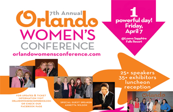 7th Annual Orlando Women's Conference