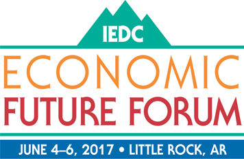 IEDC Econ Future Forum June 2017, Little Rock, AR