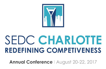 SEDC Charlotte: Redefining Competitiveness Annual Conference 2017