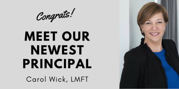 Carol Wick, Convergent Principal