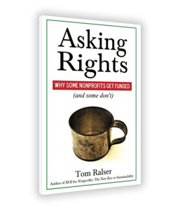 Asking Rights by Tom Ralser