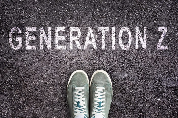 Gen Z next generation donors