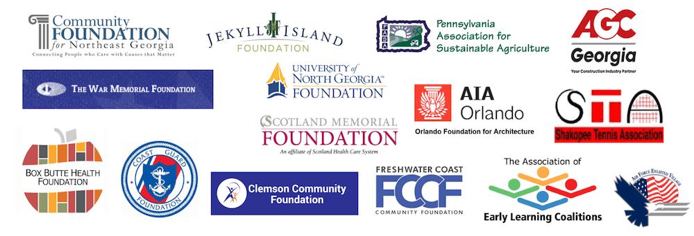 Convergent Nonprofit Solutions Foundations and Public Benefit nonprofit client logos