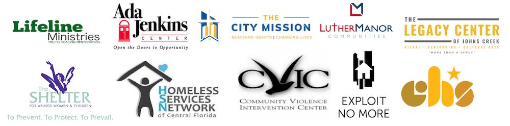 Convergent Nonprofit Solutions Housing and Shelter nonprofit client logos