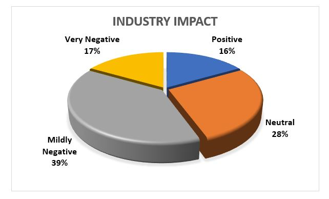 Industry Impact of Pandemic